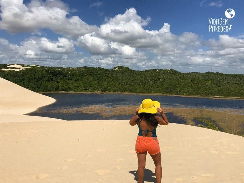 lagoa genipabu