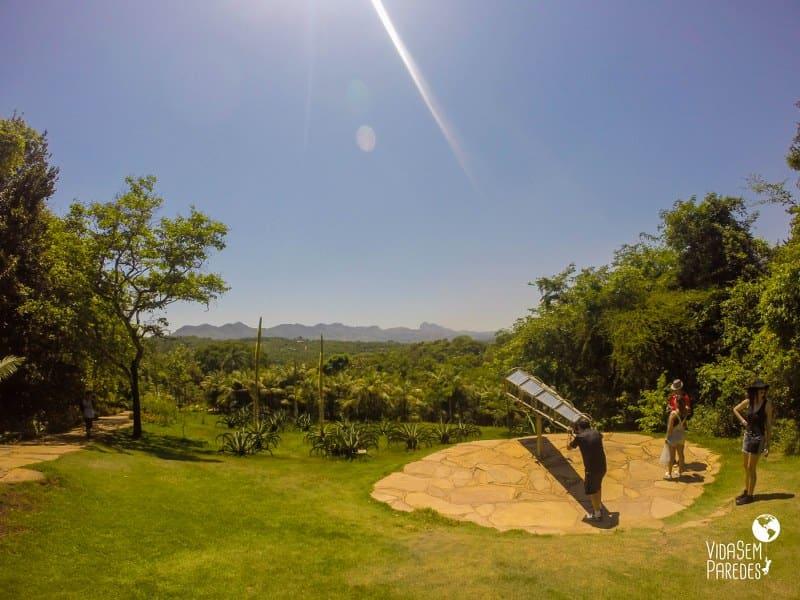 telescopio inhotim
