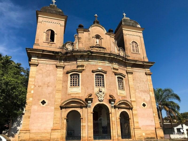 mariana igrejas