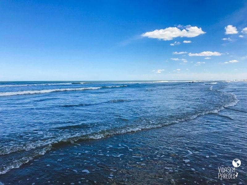 Praia do Cassino, em Rio Grande RS