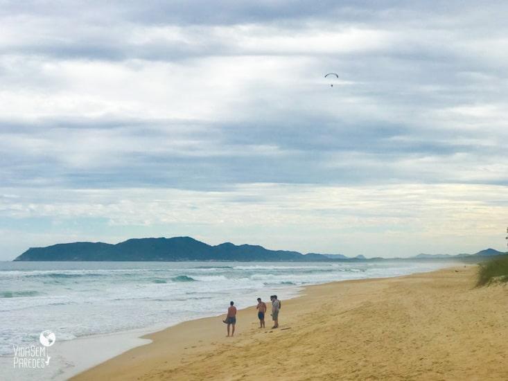 praia do mocambique floripa