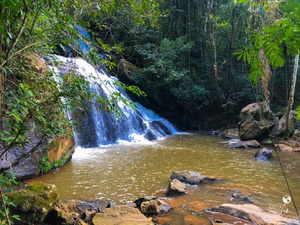 cachoeira santana dos montes