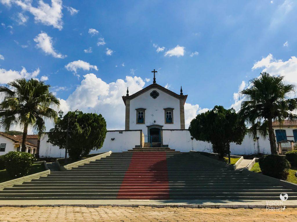 igreja santana dos montes