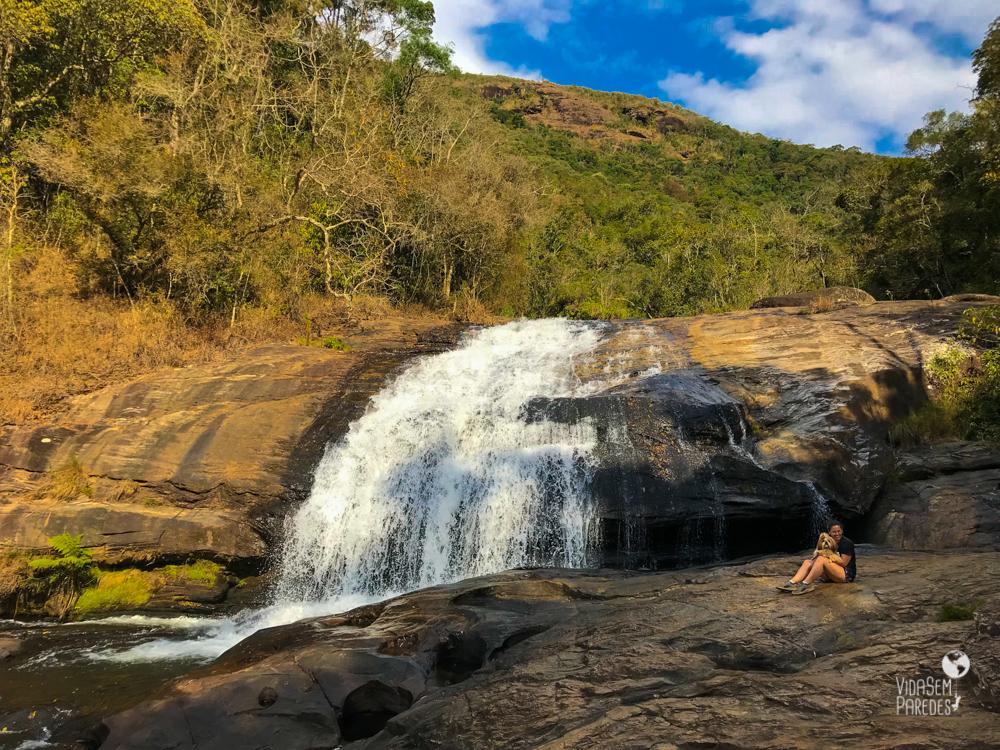 cachoeira dos macacos aiuruoca